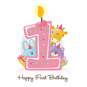 Buon Compleanno Leah Cake